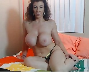 Sara jay - web camera soda show 23.01.2017 part two