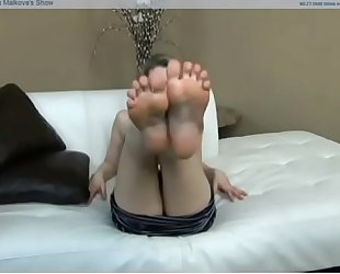 Mia malkova foot fetish compilation