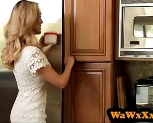 Wawxxx.com - brandi love and step-daughter have an lesbo sex