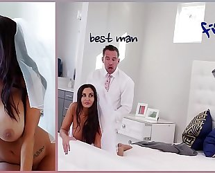 Bangbros - large titties milf bride ava addams bonks the superlatively good guy