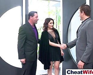 Sex on camera with adultery floozy cheating slutwife (valentina nappi) movie-28