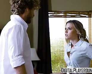 Digitalplayground - my wifes sexy sister movie scene 4 aubrey sinclair and keisha grey