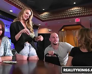 Realitykings - cash talks - (jmac, layla london, molly mae) - do it for dollars