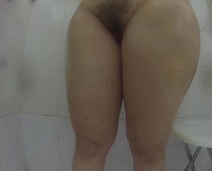 He put a hidden camera in the shower and left his sister masturbating