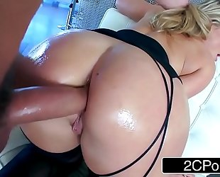 Aj applegate and her ideal arse