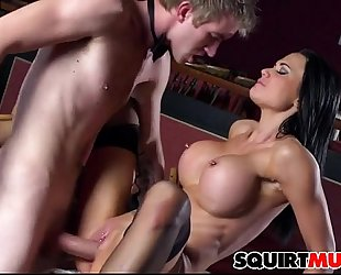Jasmine jae squirting love tunnel