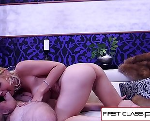 Firstclasspov - sarah vandella is punished by a large knob, large arse