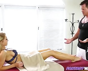 Honey it started as a footjob part one - alix lynx, eric masterson