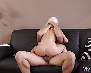 Blowjob for her chap and avid ally's brother ' compeer's sister sweet