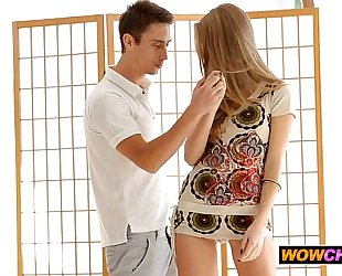 Skinny ideal 10 hottie receives screwed 1 002