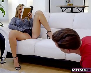 Cheating hotwife india summer plays with stepsons massive pecker! s7:e10