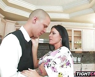Hot stepmom drilled india summer 1 002