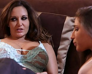 Abella danger and ava addams arse lesbos